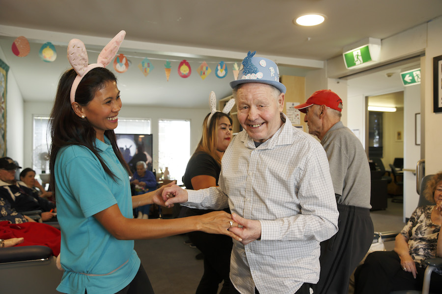 Easter Brighton Reservoir Residential Aged Care Reservoir
