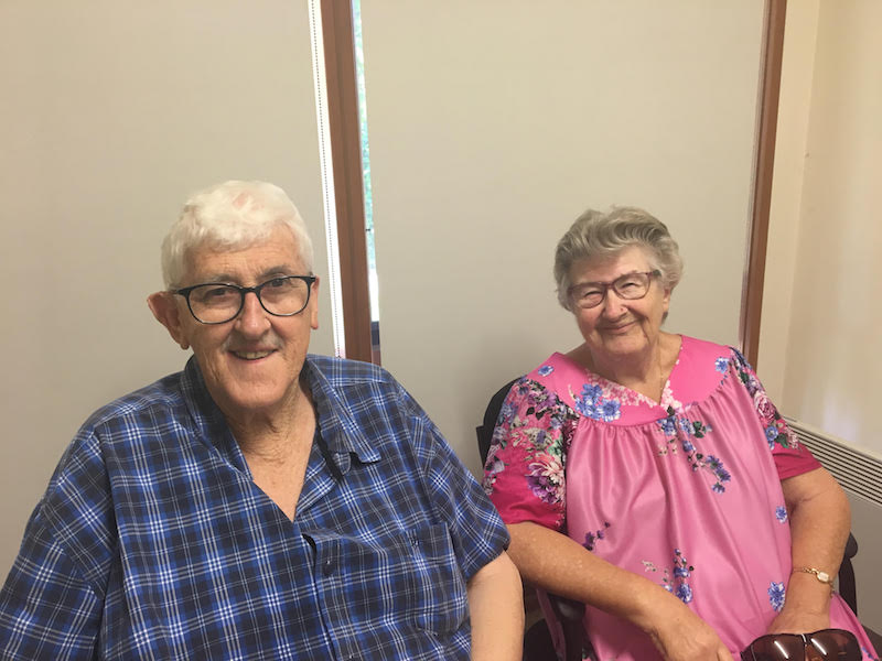Rex And Lorraine Marshall Mayflower Aged Care Residential Retirement Living Brighton Reservoir Macleod