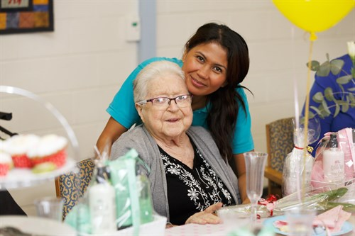 Mothers Day Mayflower Reservoir Aged Care 46T9659