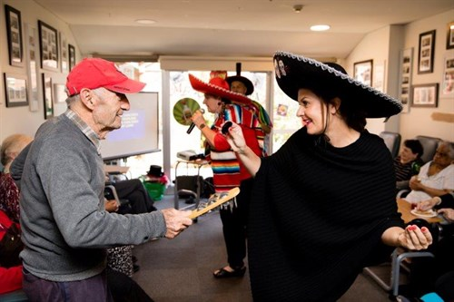 Mayflower Reservoir Aged Care Mexican Day WP 8893