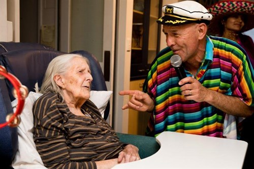 Mayflower Reservoir Aged Care Mexican Day WP 9083