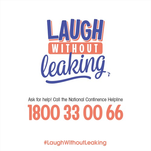 Instagram Laugh Without Leaking Helpline